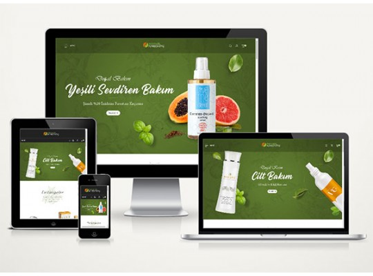 E-Ticaret Kozmetik Paketi Safe v4.0