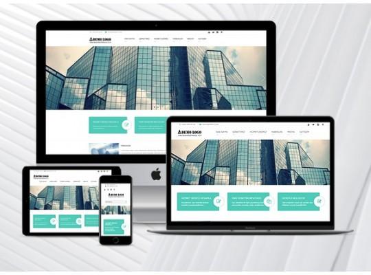 Yapı Denetim Firması Web Paketi Arke v3.0
