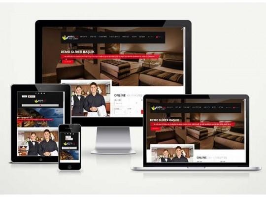 Otel Web Paketi Lotus v4.0